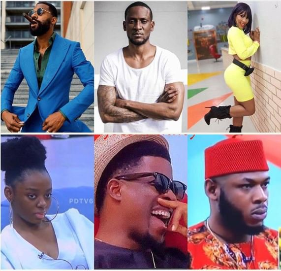 Meet The BBNaija 2019 Finalists: Predict Correctly Who Will Win The N60M? (Photos)