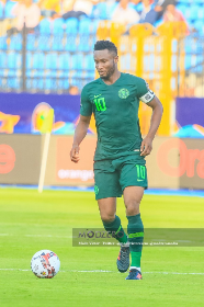 Former Super Eagles Captain Mikel Wanted Iwobi Dropped From Starting XI At AFCON 2019