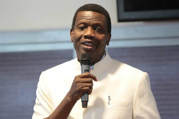 Xenophobia: Don't retaliate, protect South Africans, Adeboye urges Nigerians