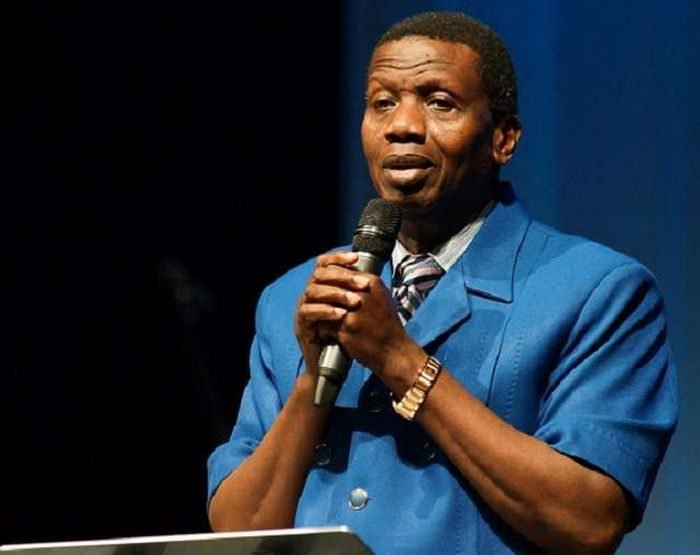 See What Pastor Adeboye Tweeted That Got Twitter Users Talking (Many Will Surely Go To Hell Fire)