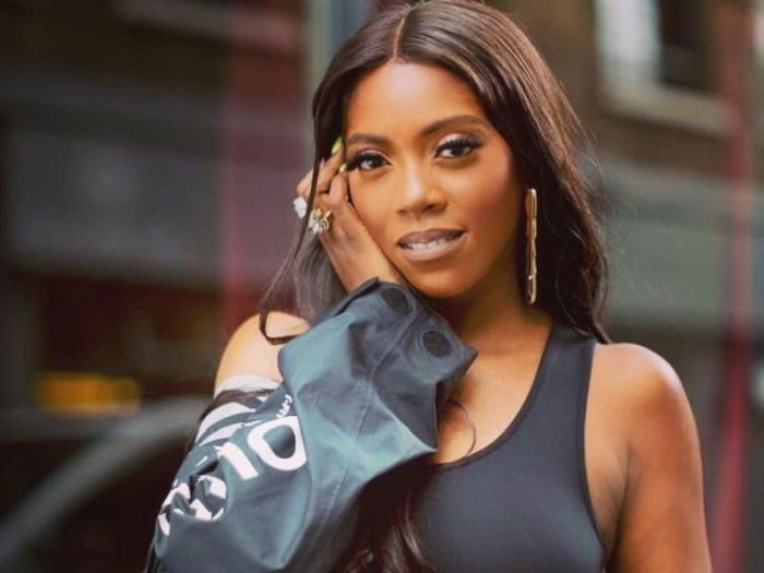 Tiwa Savage Dressed Like Woman From Osun Lineage in New Photoshoot