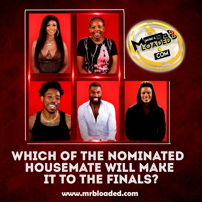 BBNAIJA:- Which Of The Nominated Housemates Will Make it To The Finals?