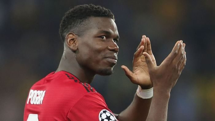 UNBELIEVABLE! See The Real Reason Pogba Snubbed Madrid & Remained At Man United