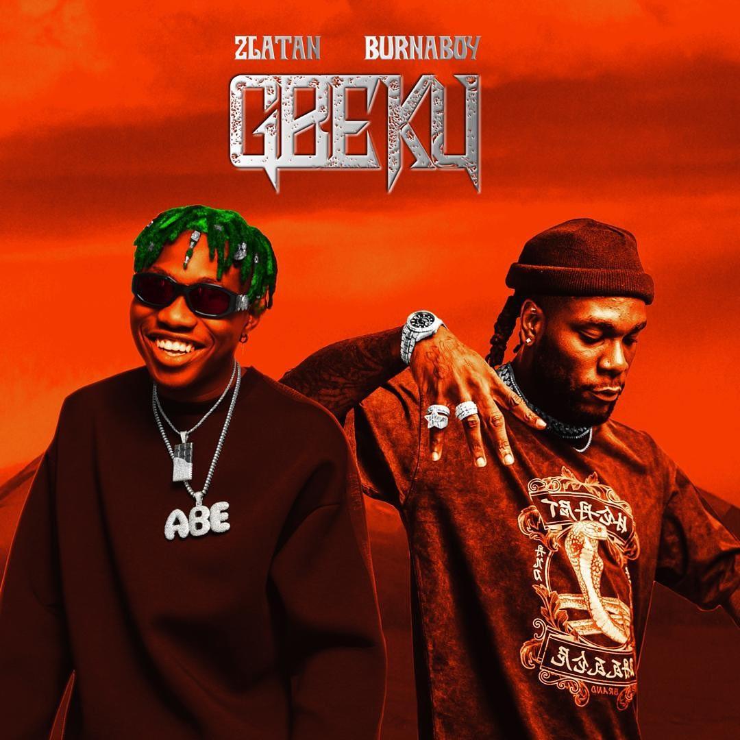 [Music] Zlatan ft Burnaboy – Gbeku