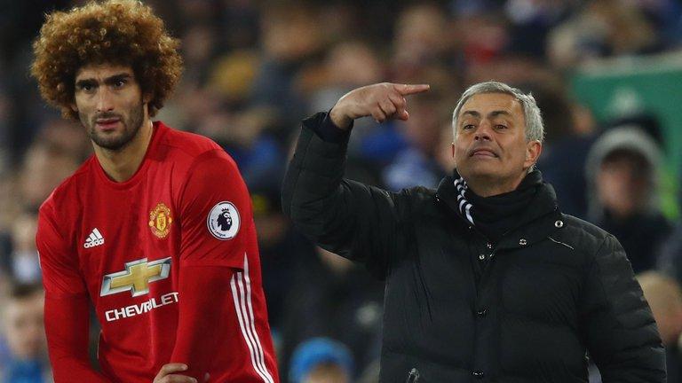 TOO SOON!! Fellaini Says Man United Sacked Jose Mourinho Too Early