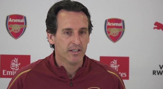 'The Real Reason We Lost To Sheffield'- Arsenal Boss Unai Emery
