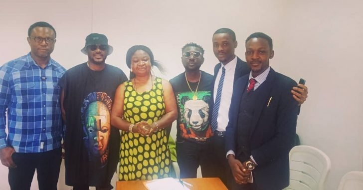 UPDATE! Blackface And 2face Settle Out Of Court – Blackface Opens Up (Photos)