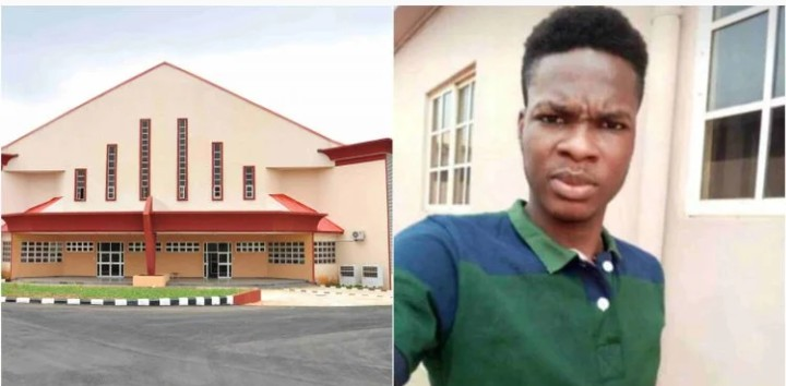 FUTA Suspends Obalola And Others Involved In Bullying Mate