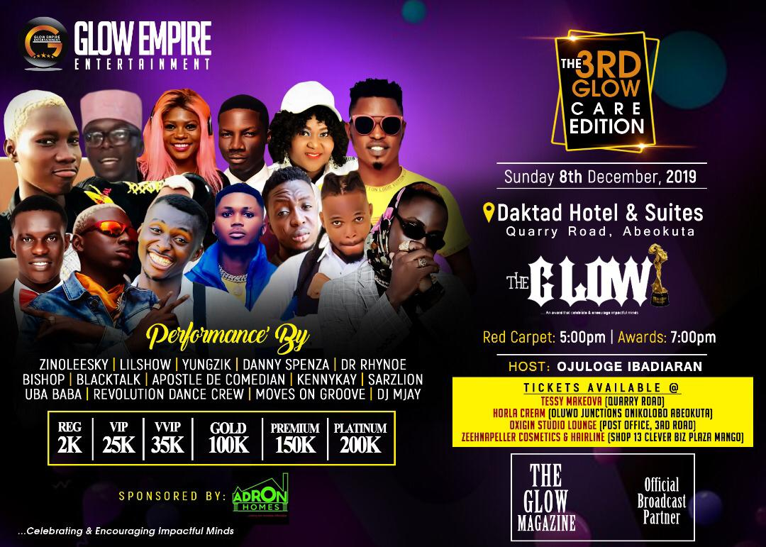 Glow Empire Entertainment – Glow Awards