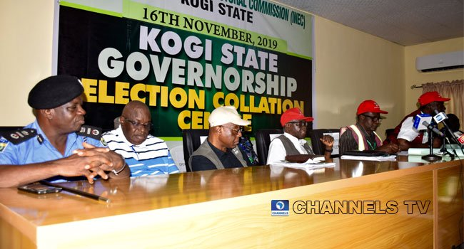 BREAKING!!! INEC Suspends Collation Of Kogi Election Results Till Monday (See Current Results)