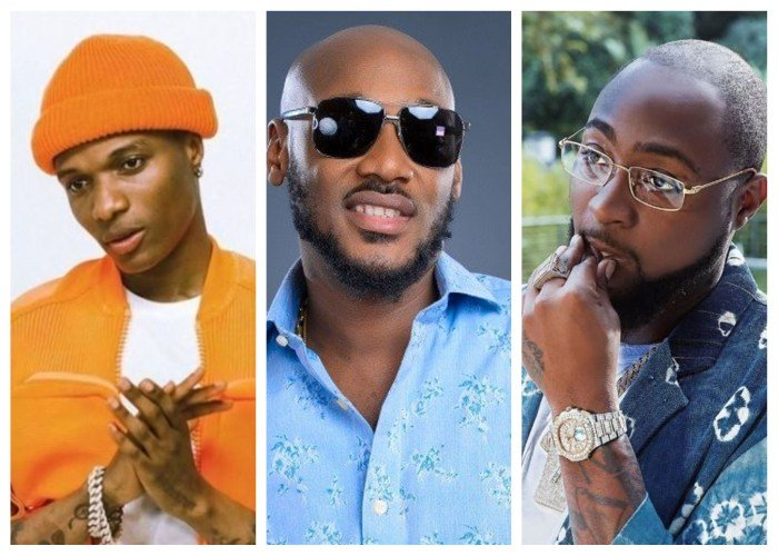 2face, Davido, Wizkid And Burna Boy – Who Do You Think Is The Most Influential Nigeria Artist Of All Time?