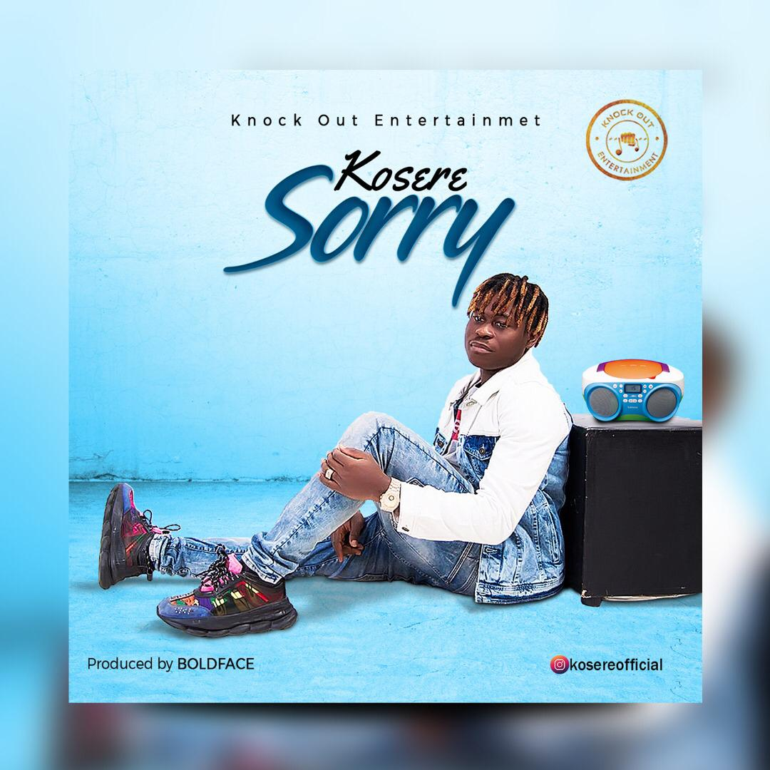 Download mp3: Kosere – SORRY prod by bold face