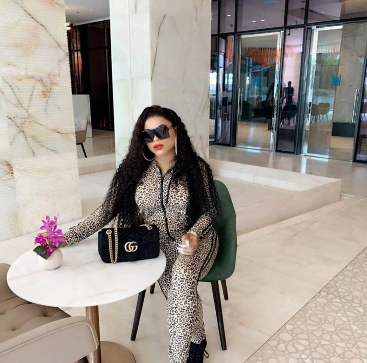 Bobrisky Spoils Himself Silly As He Lavishes N17M On Shopping In Dubai