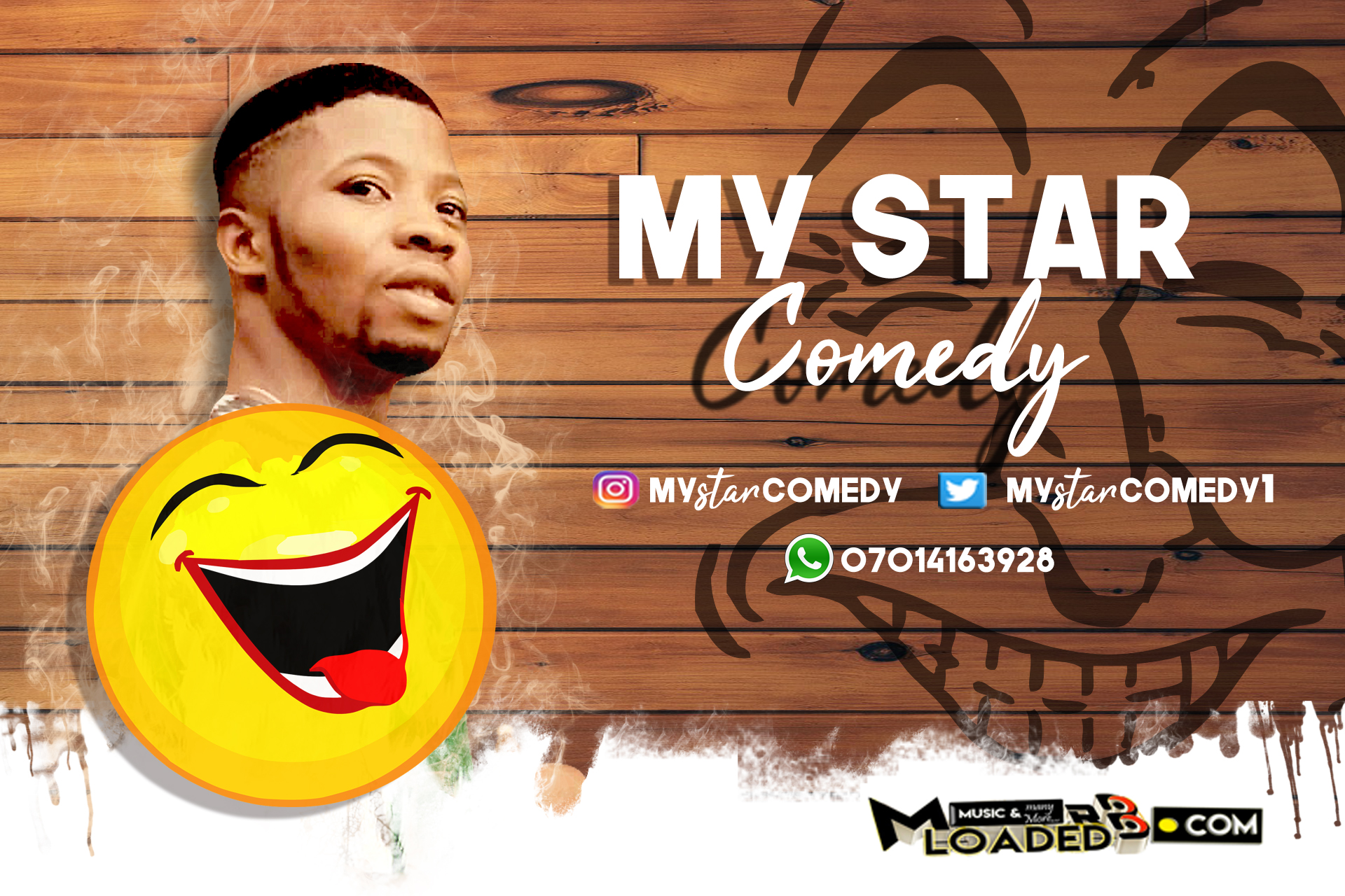 [Fan link]My star comedy – Our Comedy Videos