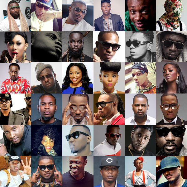 Music Minds Only:- Which Nigerian Artiste Do You Think You're Better Than?