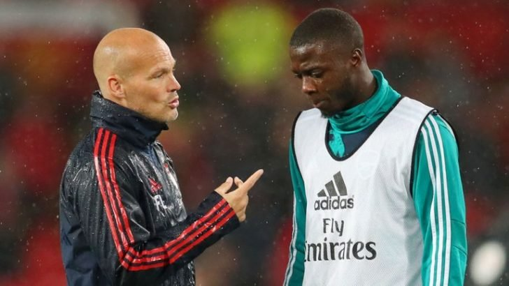 PREMIER LEAGUE!! Pepe Reveals Who Is To Blame For Arsenal's 3 – 0 Loss To Man City