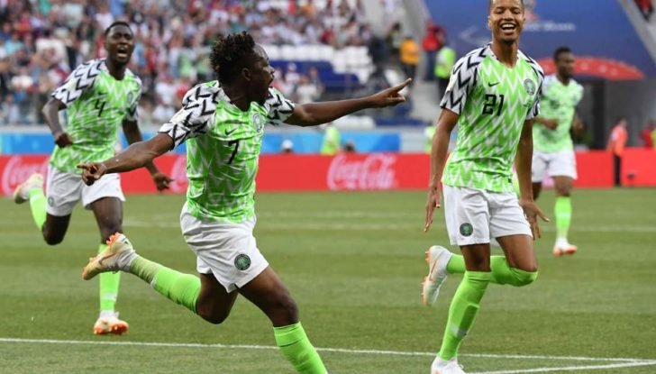 Check Out Our Super Eagles Position In The Final FIFA Ranking For 2019