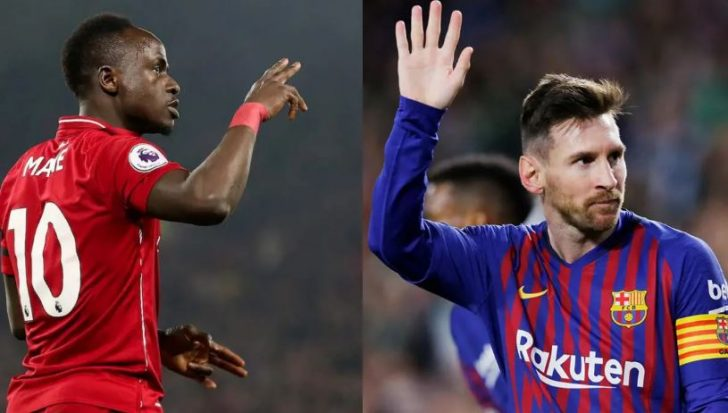 Lionel Messi Angry Van Dijk & Ronaldo Finished Above Mane In Ballon d'Or 2019 (See What He Said)