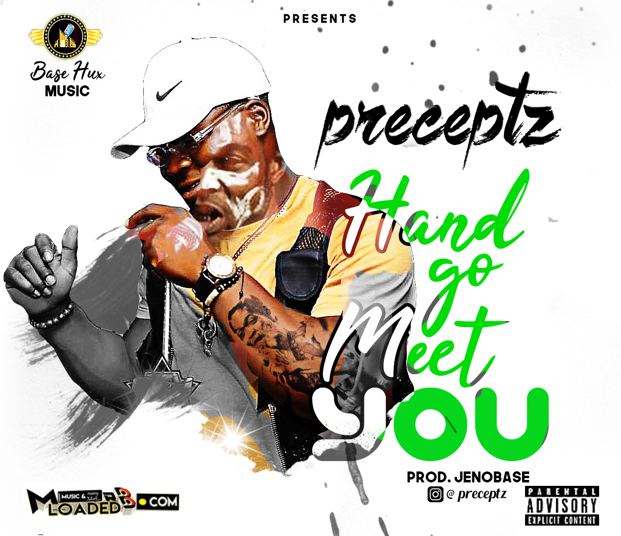 [Music] Preceptz – Hand go meet you