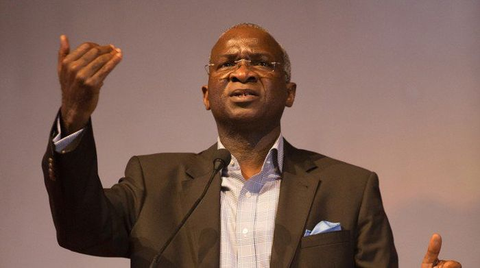 Minister Of Works And Housing, Fashola Responds To Buhari's Letter