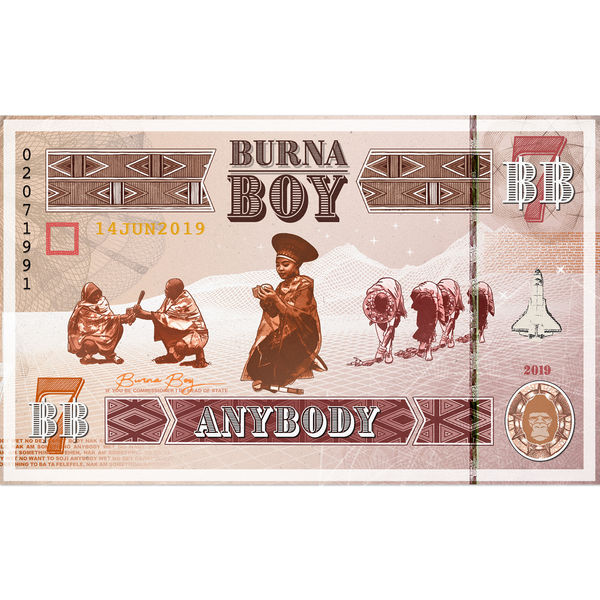 [Music] Burna Boy – Anybody
