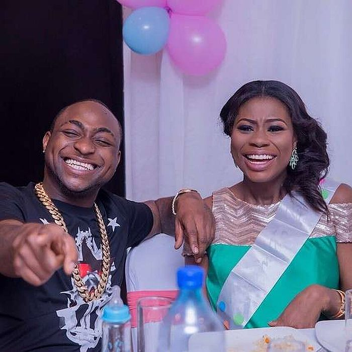 Davido Finally Speaks On Why He Travelled With Sophia Momodu To Ghana (See Why)