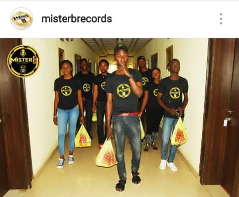 [Must See Video]MRBLOADED Signed a Gospel Instrumental Group to its Record Label (Mister B Records) – See ministration in a Church