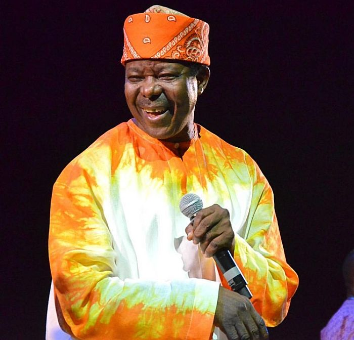 "King Sunny Ade says ""My Family Didn't Support Me Going Into Music"""