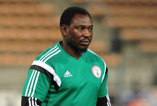 President Buhari Appoints Daniel Amokachi New Nigerian Football Ambassador