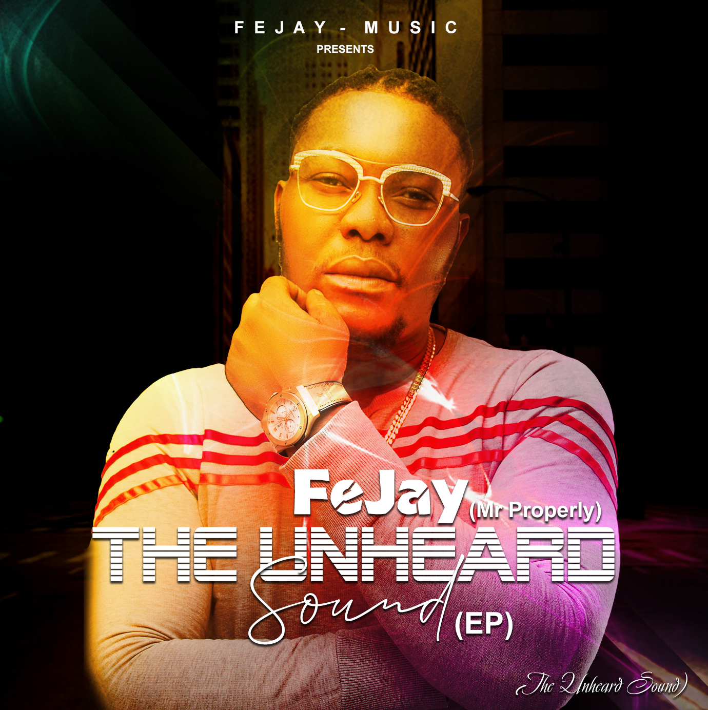 FeJay aims at dropping a new EP – The Unheard Sound