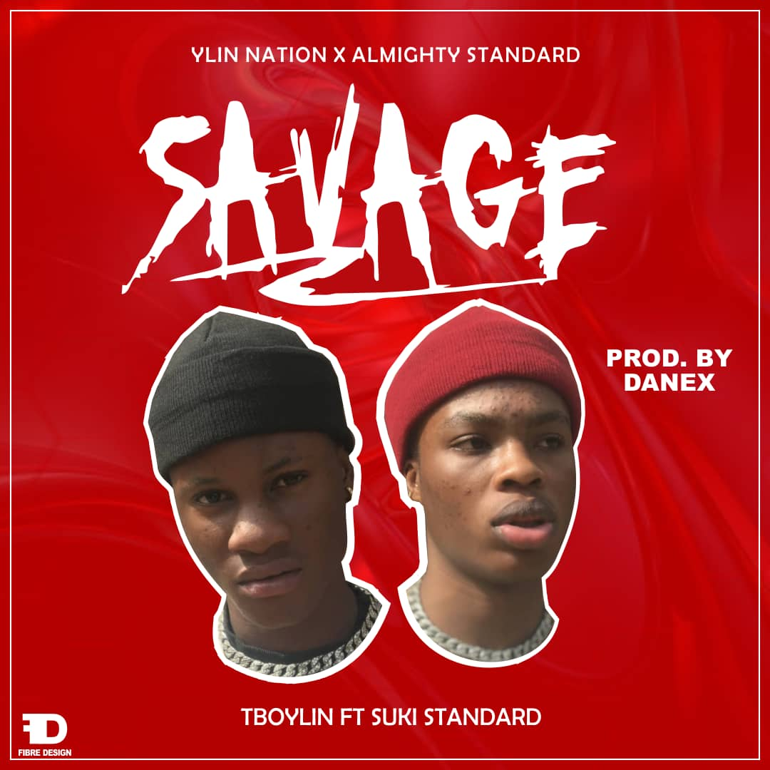 [Download Music] Tboylin ft Suki standard – Savage