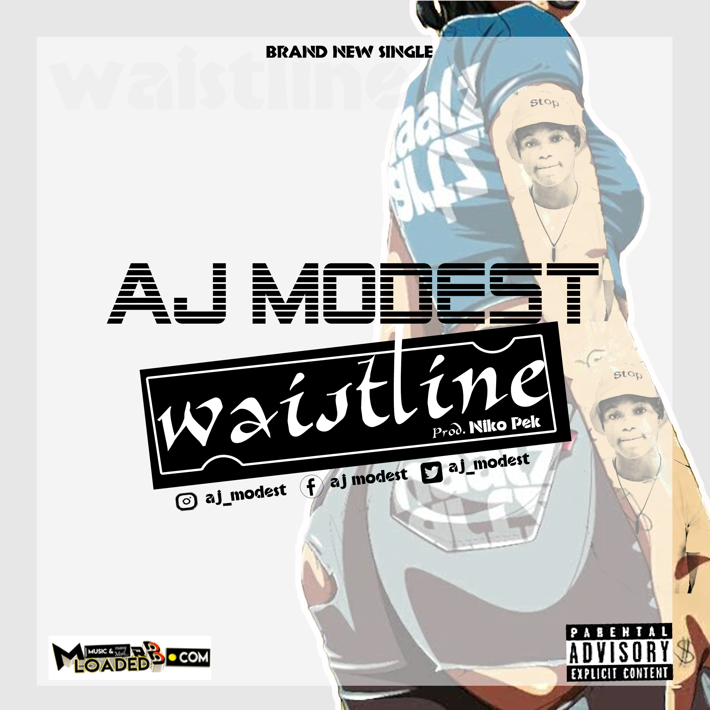 Attention! Aj Modest is about to drop a new song