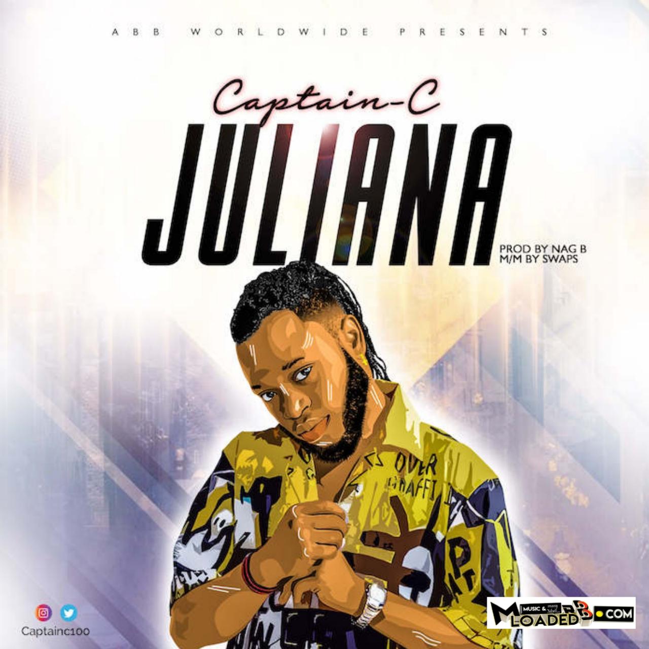 [Music] Captain C – Juliana