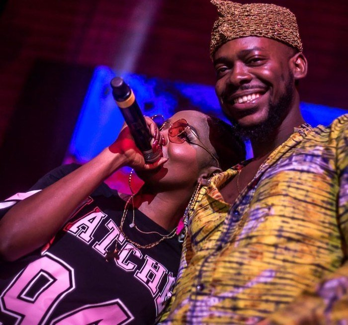 Nice!! Simi And Adekunle Gold Reportedly Welcome Baby In The US (Read Full Details)
