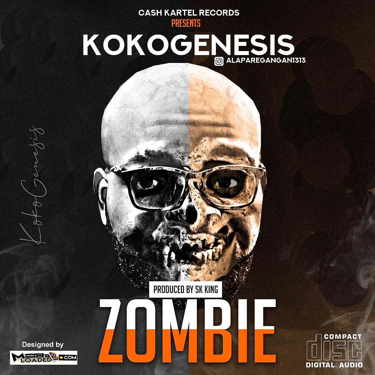 [Music] Kokogenesis – Zombie