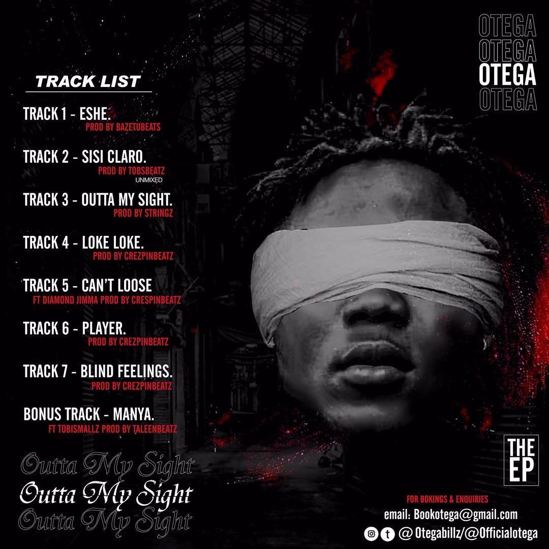 [The EP] Otega – Outta My Sight