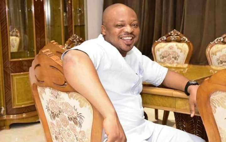 Hon. Enema Paul weep with Gov. Bello Over Loss of confidant