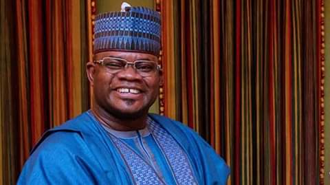 Hon. Enema Paul come out of mourning mood to celebrate Governor Yahaya Bello@45