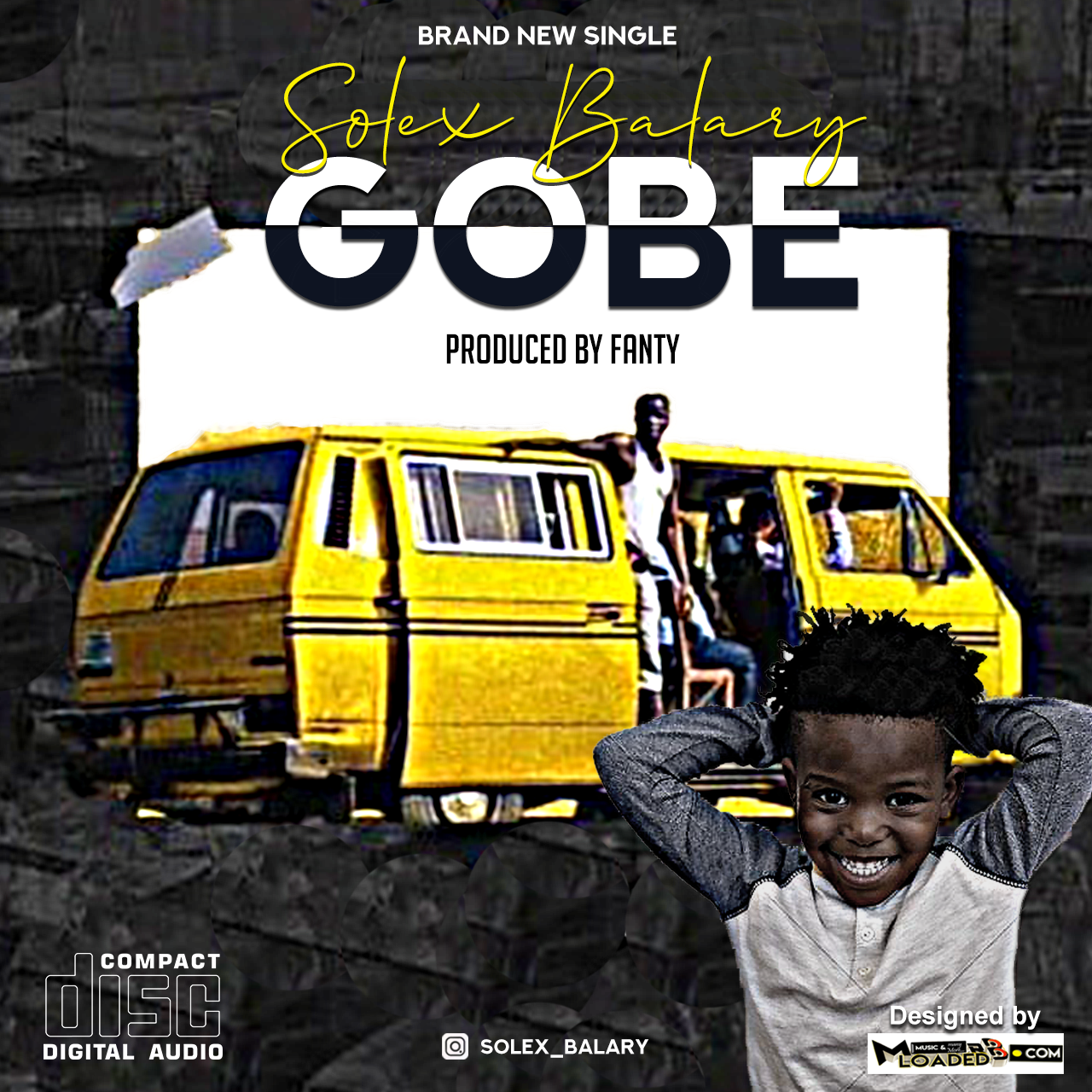 [Music] Solex Balary – Gobe