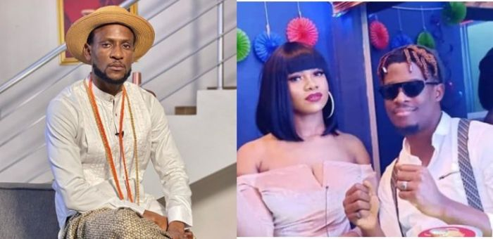TRUE!?? Omashola Reacts To Seyi Not Apologizing For Calling Tacha A Prostitute