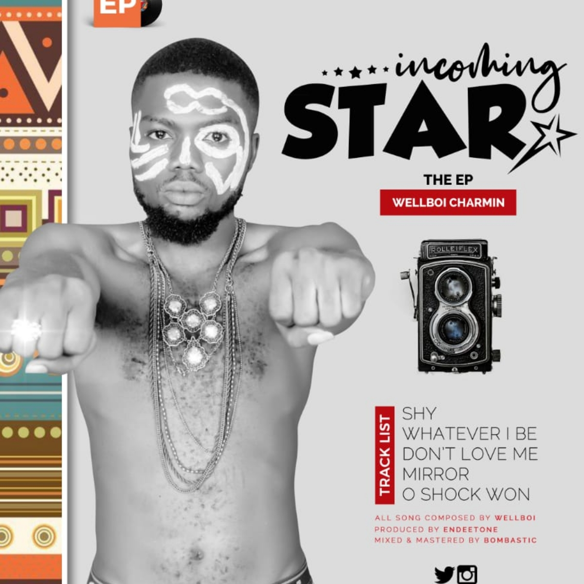 [Full EP] WellBoi – Incoming Star